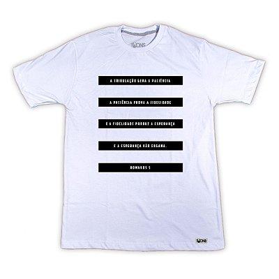 Camiseta Romanos 5