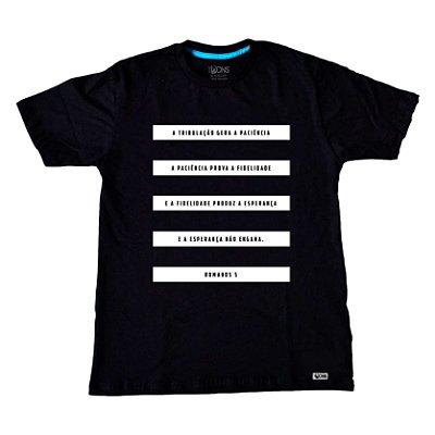 Camiseta Romanos 5 ref 155