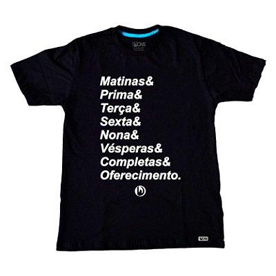 Camiseta Oficio da Imaculada