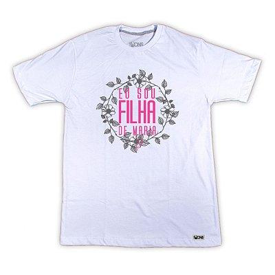 Camiseta Feminina Filha de Maria