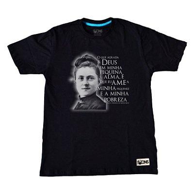 Camiseta Santa Teresinha do Menino Jesus ref 160