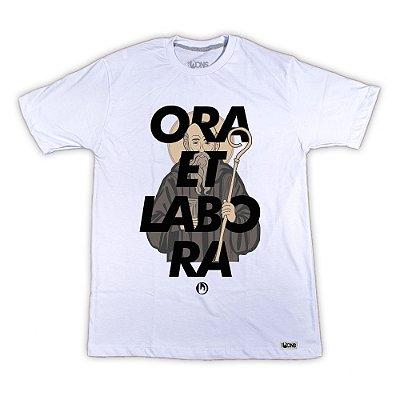 Camiseta Ora et Labora