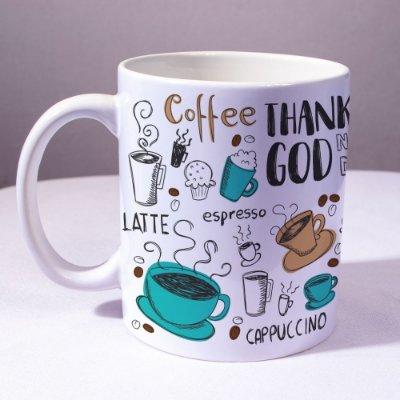 Caneca Coffee - 325ml