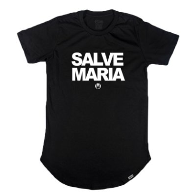 Longline Salve Maria