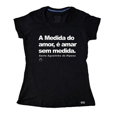 Baby Look A Medida do Amor ref 103