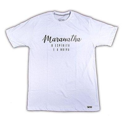 Camiseta Maranatha