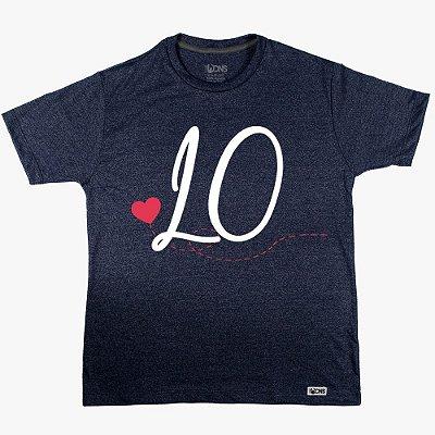 Camiseta LOVE NOVO - LO