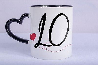 Caneca Love - Lo - 325ml