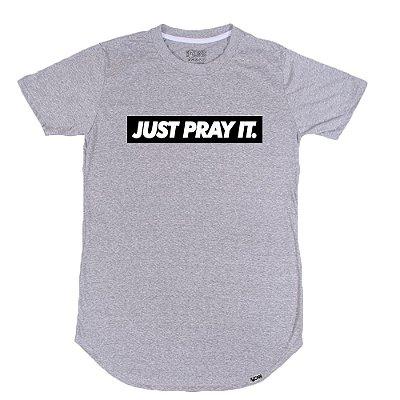 Longline Just Pray It