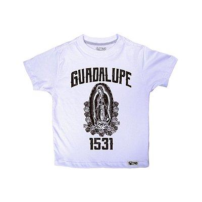 Camiseta Infantil Guadalupe ref 127