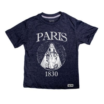 Camiseta Infantil Paris