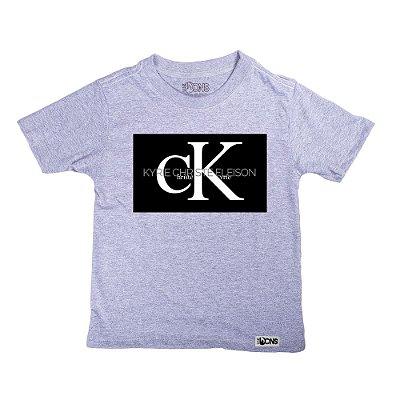 Camiseta Infantil UseDons CK - Bruna Gutstein
