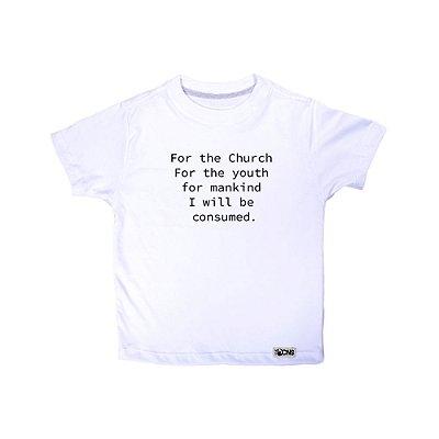 Camiseta Infantil UseDons Oferta