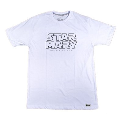 Camiseta UseDons Star Mary Filme