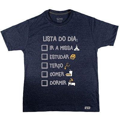 Camiseta Lista do Dia - OUTLET