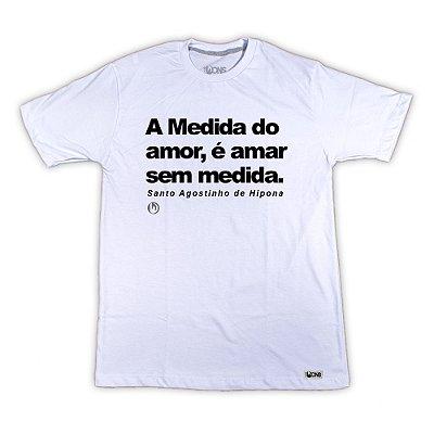Camiseta Feminina UseDons A Medida do Amor