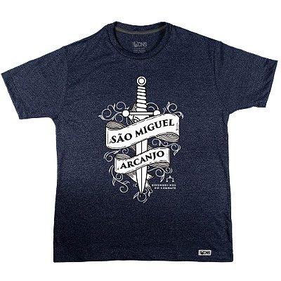 Camiseta Feminina Arcanjo São Miguel