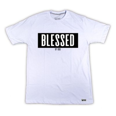 Camiseta Feminina UseDons Blessed