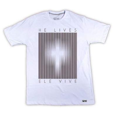 Camiseta Feminina UseDons Ele Vive