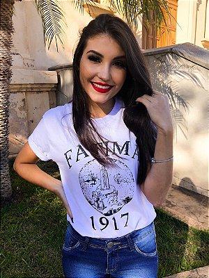 Camiseta Feminina UseDons Fátima