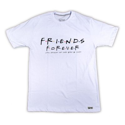 Camiseta Feminina UseDons Friends