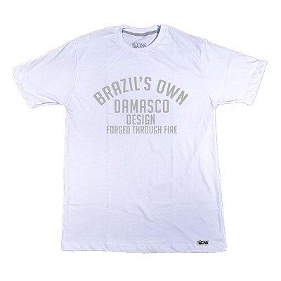 Camiseta Damasco - Brazil Own