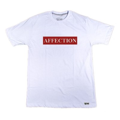 Camiseta Damasco - Affection