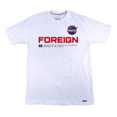 Camiseta UseDons Foreign