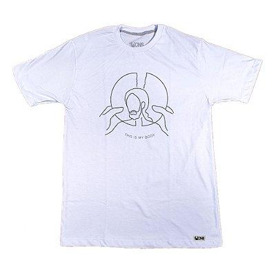Camiseta Feminina UseDons This is My Body ref 189