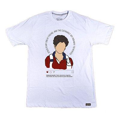 Camiseta Usedons Feminina Beato Carlo Acutis