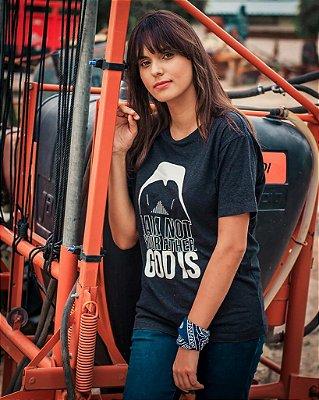 Camiseta Feminina UseDons Darth Vaider
