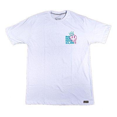 Camiseta Feminina OTrigo Romanos 11 ref 209