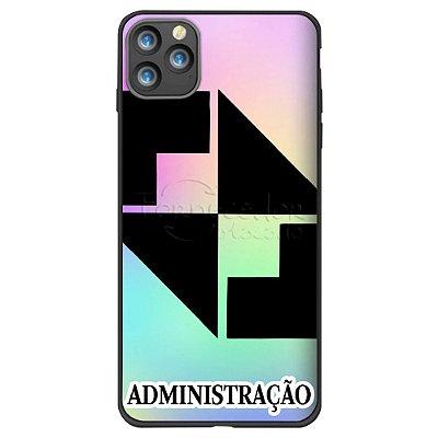 Capa Holográfica Personalizada - ADMINISTRAÇÃO SÍMBOLO