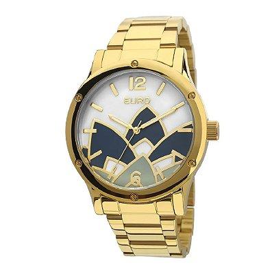 Relógio Euro Madrepérola Feminino - EU2035YCX/4D