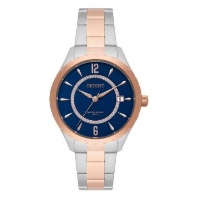 Relógio Orient Feminino - FTSS1118 D2SR