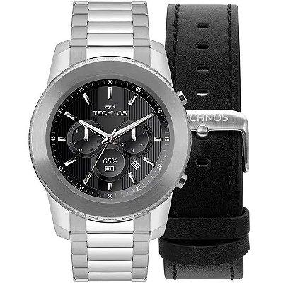 Relógio Smartwatch Technos Connect 3+ Masculino - M1AA/1P