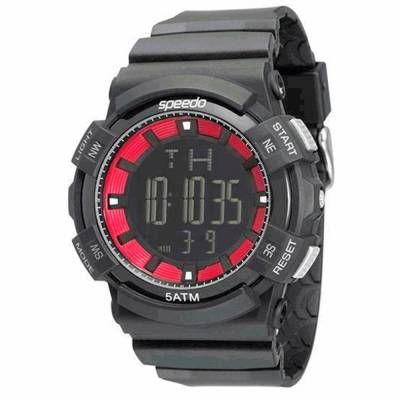 Relógio Speedo Sport Masculino - 81116G0EKNP4