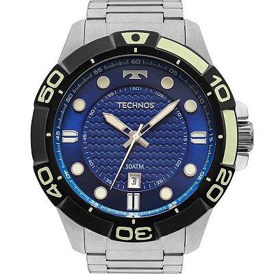 Relógio Technos Acqua Masculino - 2315KZQ/0A