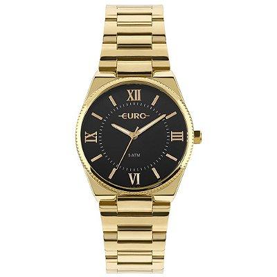 Relógio Euro Feminino - EU2035YPB/4P