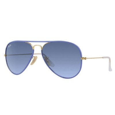 Óculos de Sol Ray-Ban - RB3025-J-M AVIATOR FULL COLOR 001/4M