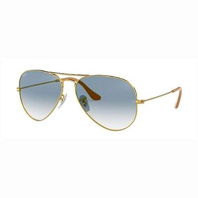 Óculos de Sol Ray-Ban Unissex - RB3025L 001 3F 55