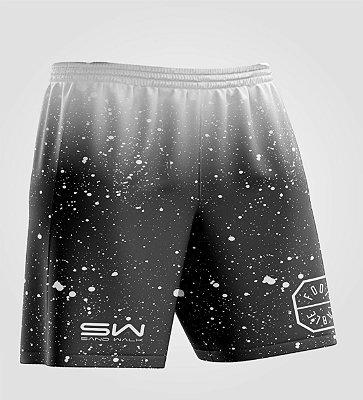 Shorts Masculino | Modelo Treino | Foot Table Preto