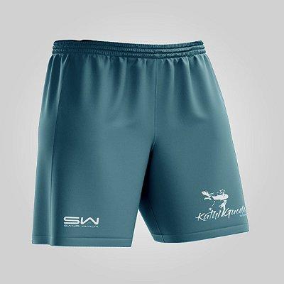 Shorts Masculino | Modelo Treino | Coleção Kath Guedes | Azul