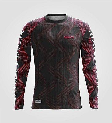 Camisa Térmica Masculina | Manga Longa | Dots