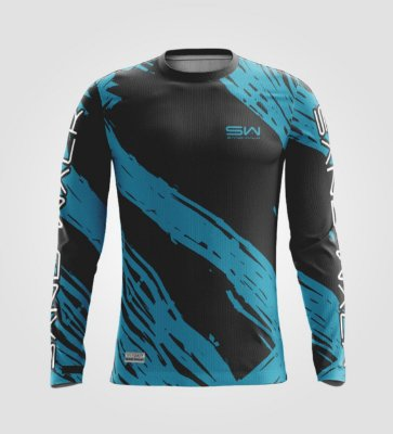 Camisa Manga Longa   Masculina   Neon 2.0
