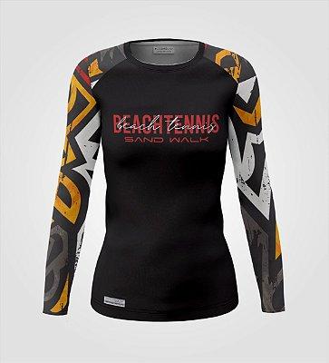 Camisa Manga Longa | Feminina | Beach Tennis | Clash