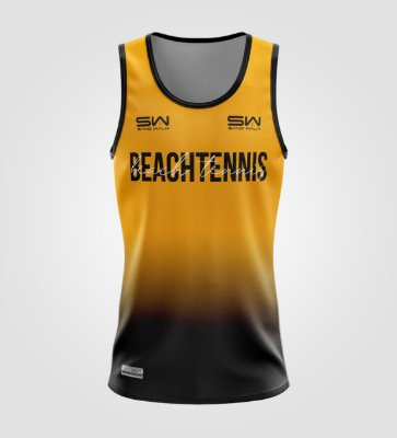 Regata Masculina | Beach Tennis | Colors | Mostarda