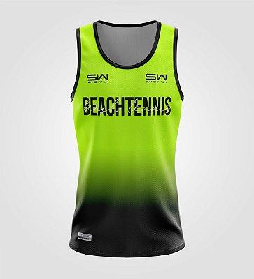 Regata Masculina | Beach Tennis | Colors | Flúor
