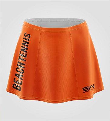 Shorts-Saia | Beach Tennis | Colors | Laranja