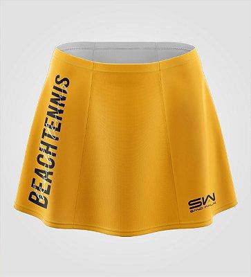 Shorts-Saia | Beach Tennis | Colors | Mostarda